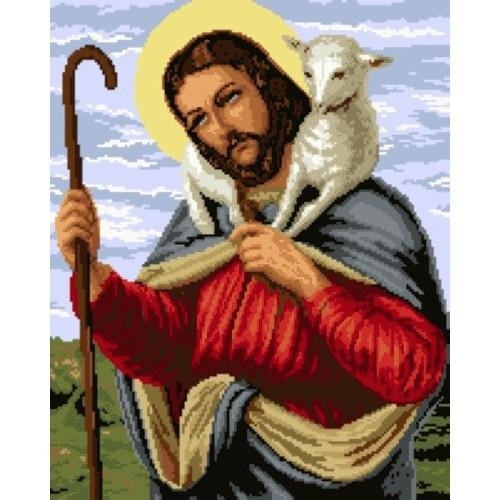 Wzór graficzny - Pan Jezus