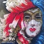 Wzór graficzny - Maska