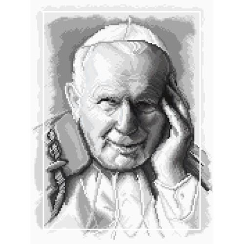 Wzór graficzny - Jan Paweł II
