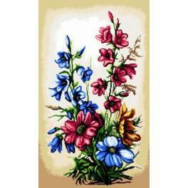 GC 7210 Wzór graficzny - Kwiaty