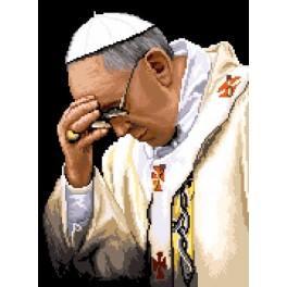 GC 7216 Wzór graficzny - Papież Franciszek