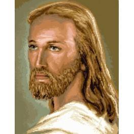GC 7255 Wzór graficzny - Jezus Chrystus
