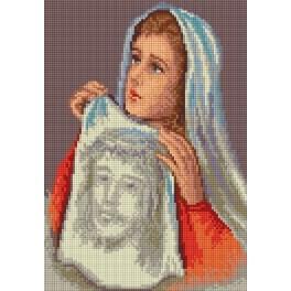 Wzór graficzny - Święta Weronika