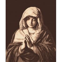 Wzór graficzny - Madonna II