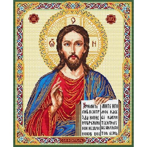 Wzór graficzny - Ikona - Chrystus Wszechwładca