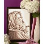 Wzór graficzny - Matka Boska cygańska