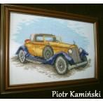 Wzór graficzny - Packard 1105