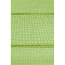 Ściereczka do naczyń 44 x 72cm kolor zielony jasny