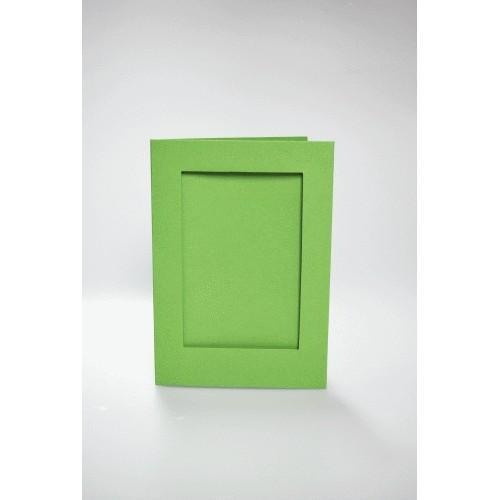 946-05 Kartki z prostokątnym psp jasnozielone