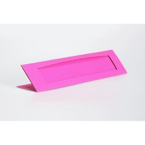 Zakładki z prostokątnym psp różowe