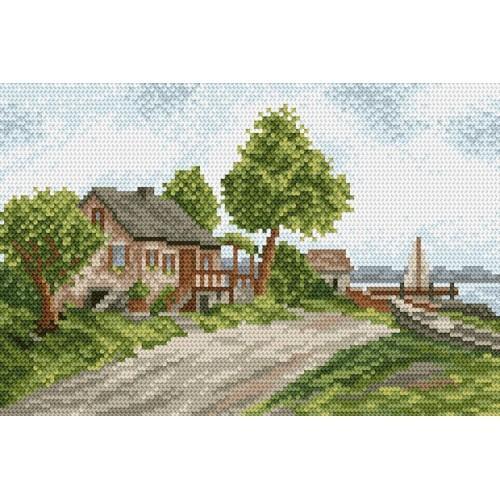 W 4052 Wzór graficzny ONLINE pdf - Nad jeziorem