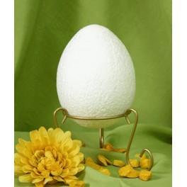 Jajko styropianowe 12 cm ze stojakiem