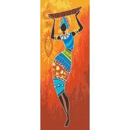 AN 8369 Aida z nadrukiem - Energia Afryki