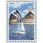 Aida z nadrukiem - Wspomnienia z wakacji - Australia