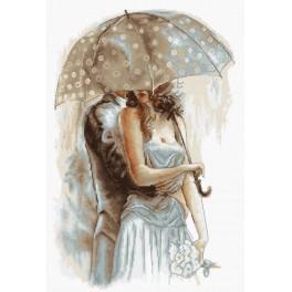 Zestaw z muliną - Pod parasolem II