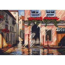 Zestaw z muliną - Ranek w Wenecji