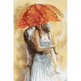Zestaw z muliną - Pod parasolką 2