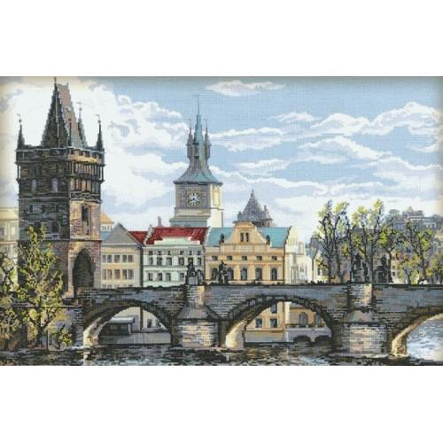 Zestaw z muliną - Most Karola - Praga