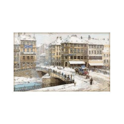 Zestaw z muliną - Wiedeń - L. Zaichik