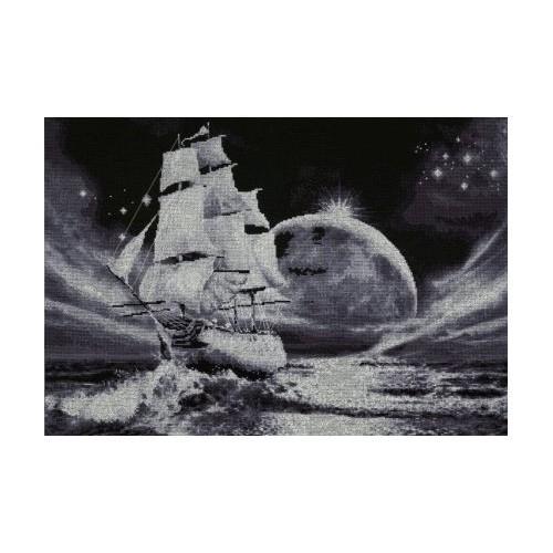 Zestaw z muliną - Księżycowa droga