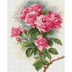 Z 4045 Zestaw do haftu - Róże