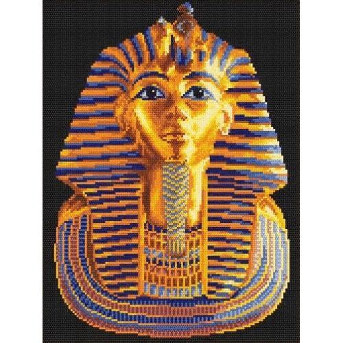 Zestaw z muliną - Tutanchamon