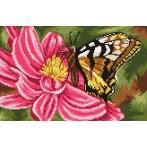 Zestaw z muliną - Motyl i Dalia