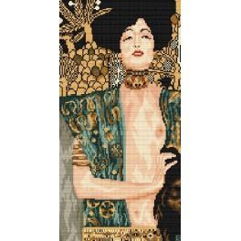 Z 4286 Zestaw z muliną - G. Klimt - Judyta z głową Holofernesa