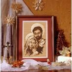 Zestaw z muliną - święta rodzina