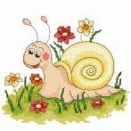 Zestaw z muliną - ślimak