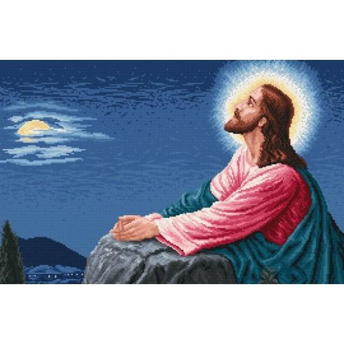 Zestaw z muliną - Modlitwa Jezusa