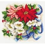 Zestaw z muliną - Świąteczna kompozycja