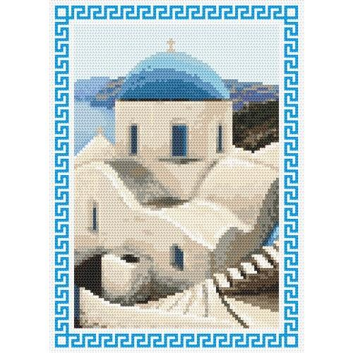 Zestaw z muliną - Wspomnienia z wakacji - Grecja