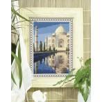 Zestaw z muliną - Wspomnienia z wakacji - Indie