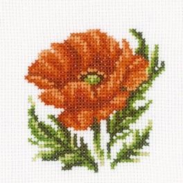 ZTH 167 Zestaw z muliną - Kwiaty