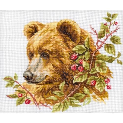 Zestaw z muliną - Niedźwiadek