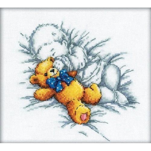 Zestaw z muliną - Teddy