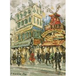 Zestaw z muliną - Moulin Rouge