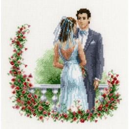 Zestaw z muliną - Ślub