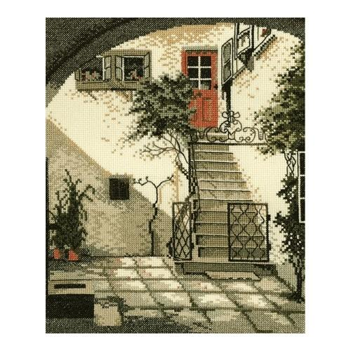 Zestaw z muliną - Stare miasto