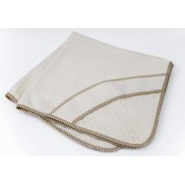 Ręcznik kąpielowy z kapturkiem 75x75 cm