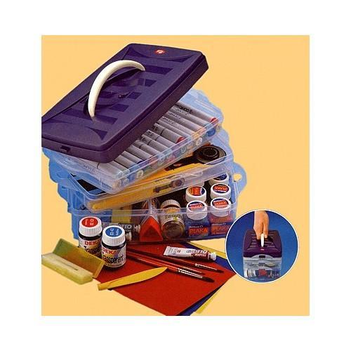 "AC 612-403 Plastikowe pudełko ""click box"" - zestaw"