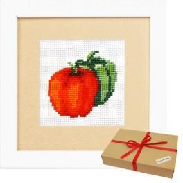 Zestaw prezentowy - Warzywa - Papryka