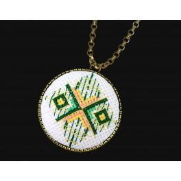 Medalion - Abstrakcja