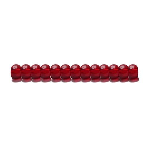 Koraliki Preciosa przezroczyste Rocailles (4,2mm)