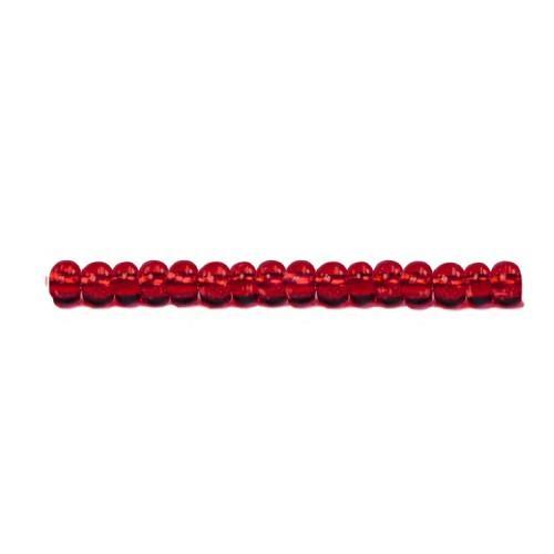 Koraliki Preciosa z metaliczną wkładką Rocailles (2,3mm)