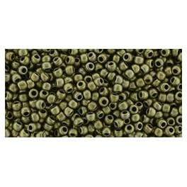 Koraliki TOHO metalizowane galwanizowane 11