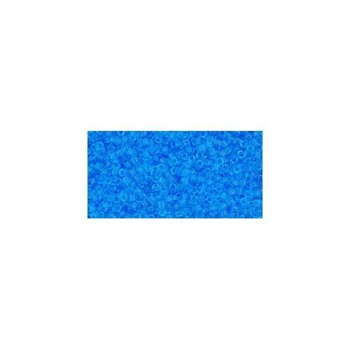 Koraliki TOHO transparentne 15