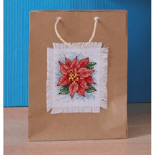 Zestaw z muliną - Torebki dekoracyjne na prezenty - Poisencja