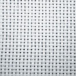 AIDA - gęstość 40/10 cm (10 ct) biała